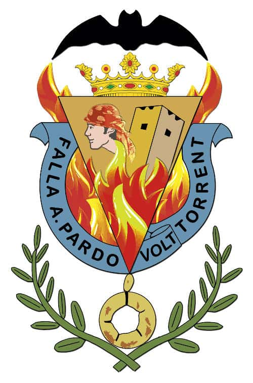 Shield Falla Antonio Pardo