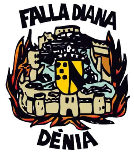 Shield Falla Diana