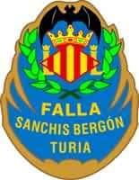 Shield Falla Dr. Sanchis Bergón - Turia