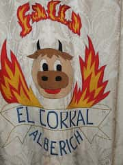 Shield Falla El Corral