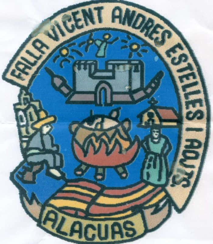 Shield Falla Vicent Andrés Estellés