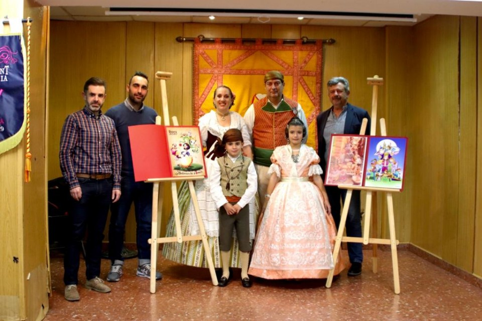 Projects of the Falla Bolseria Tros-Alt for the Fallas 2020