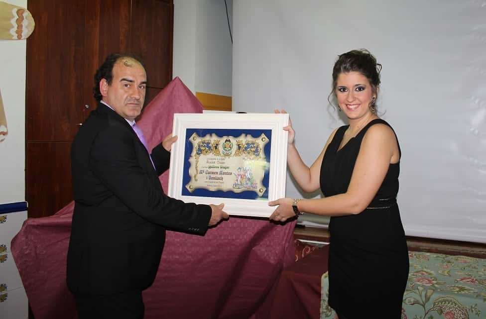 Proclamation of the highest representatives for 2014 of the Falla Acacias Picayo