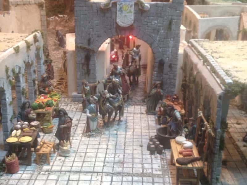 Third prize of Bethlehem of the grouping Fallas of the maritime