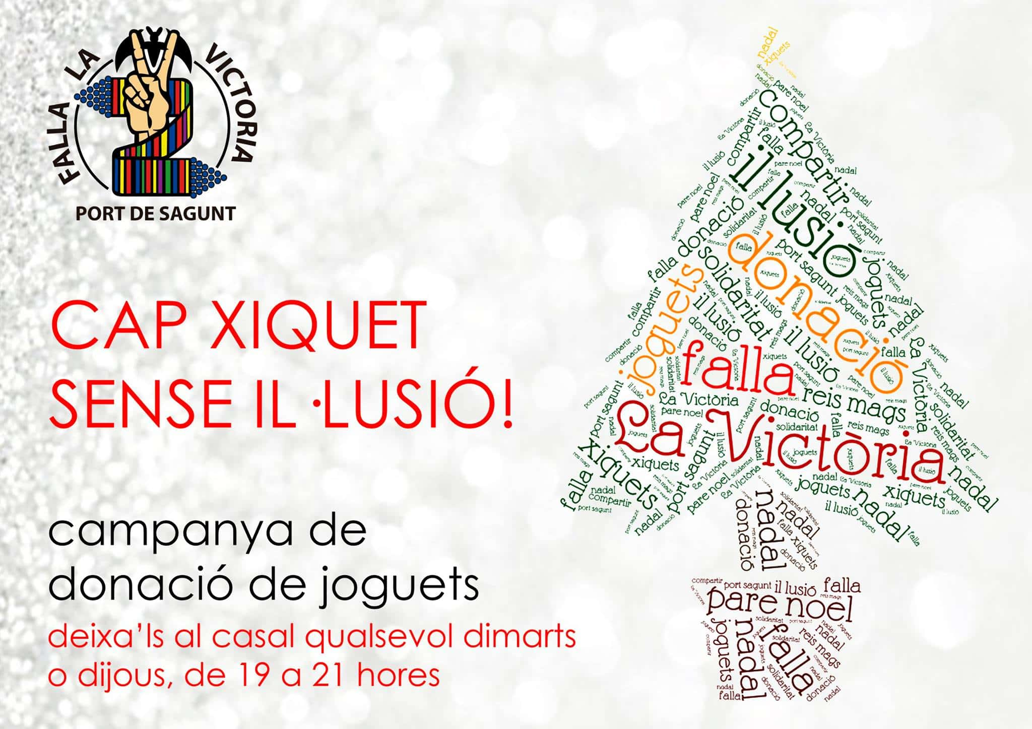 Puerto Sagunto victory Falla deals illusion to the children this Christmas 1
