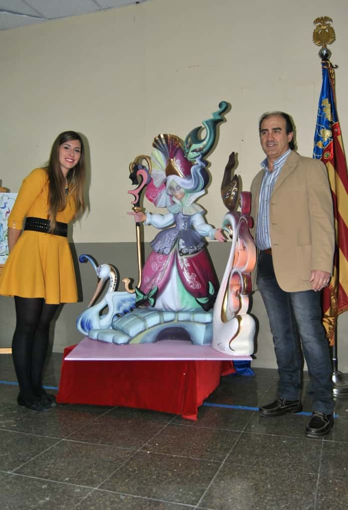 Presentation of sketches the Falla Acacias - Picayo 2015