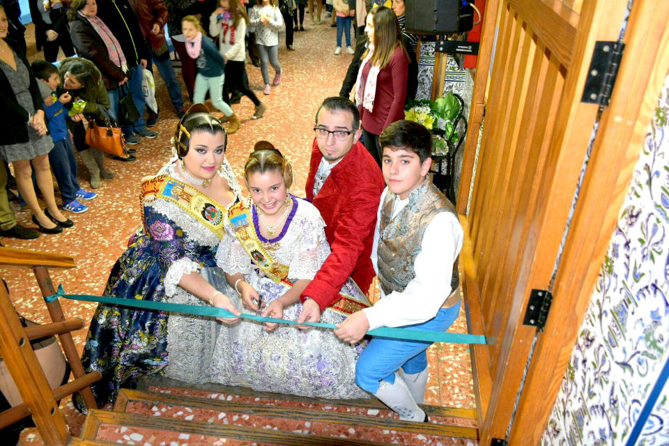Cultural week in the Las Rosas Cerdà and Rico