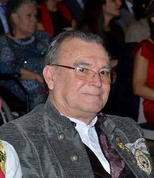 The Falla Mayor-Moraira-Nazareth re-elected its Chairman for the 2017 Fallas 1