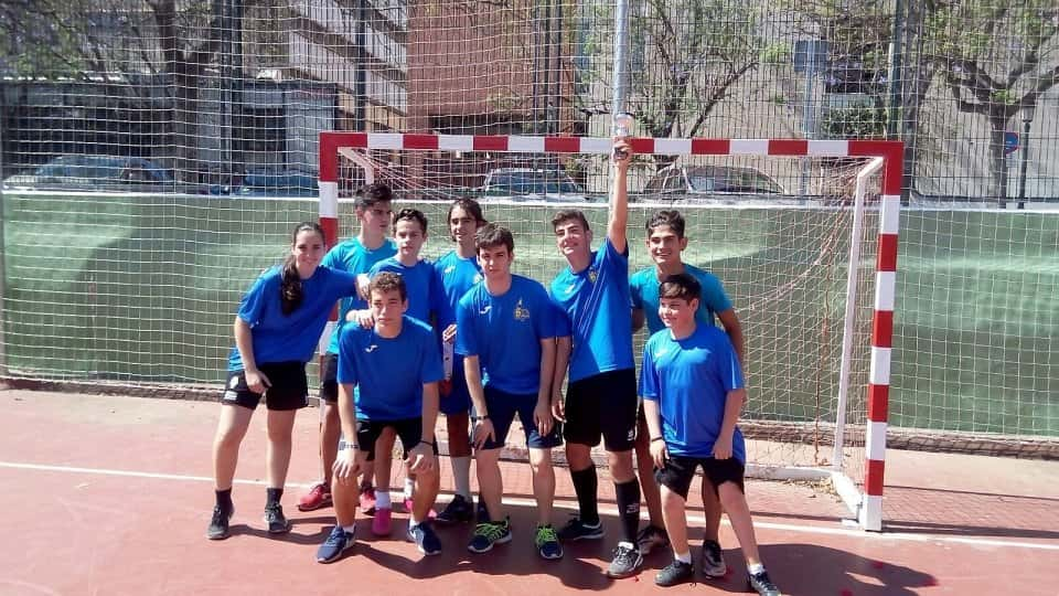 II Tournament of Football Fallas of Germanor
