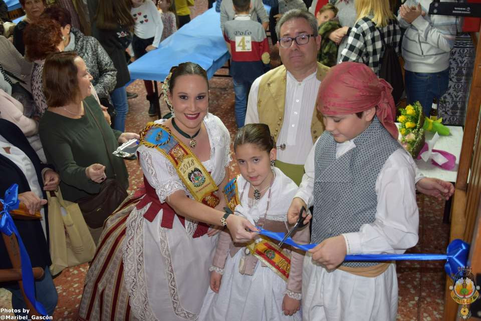 Opening of the XXIV Cultural Week of the Falla Olivereta - Cerdá y Rico 1