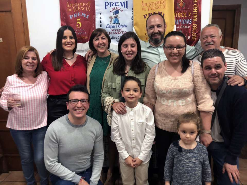 New representatives to the Falla of Dr. J. J. Dómine - Port