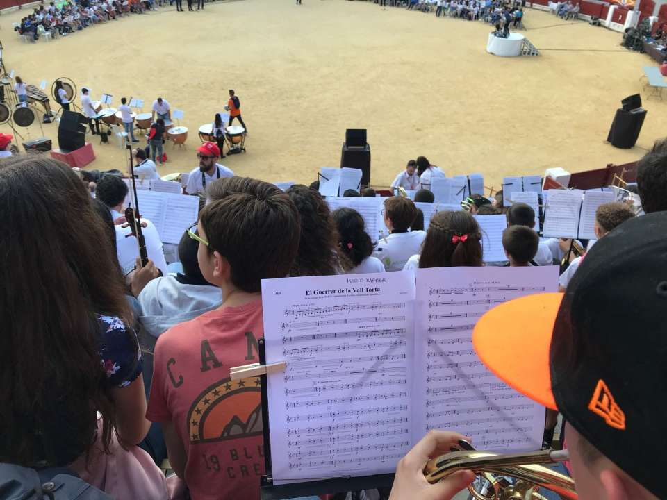 Barroso on the 50th anniversary of the Federation of Musical Societies of the Valencian Community 3