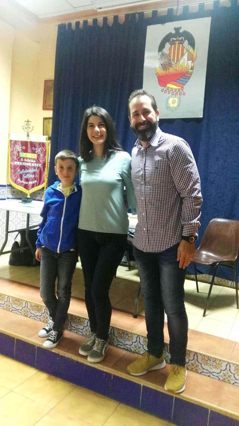 Appointment of the Fallera mayor and the President Children of the Falla Santa Maria Micaela to 2019 3
