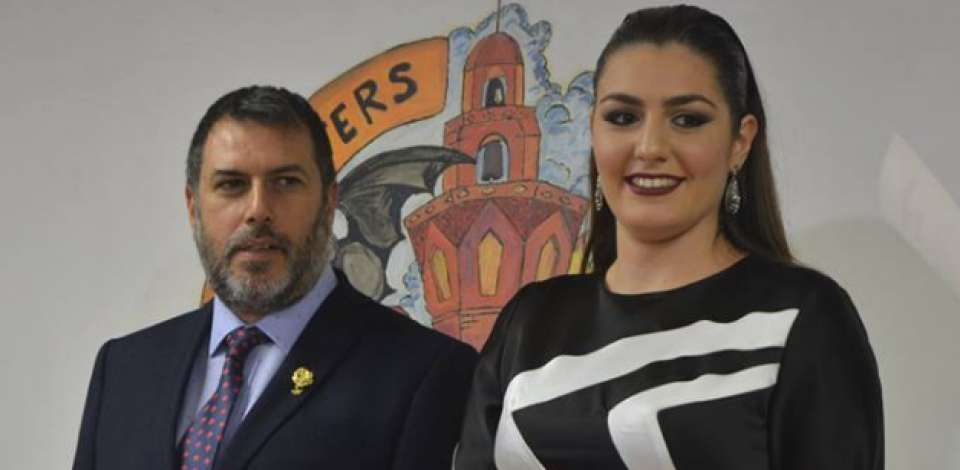 Proclamation of the Major Falla of Els Velluters for Fallas 2019