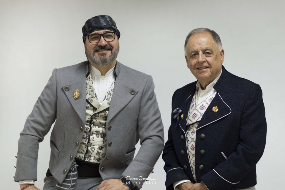 The Falla Cuenca Tramoyeres to re-elect their Presidents for the Fallas 2021