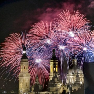 The Falla Three Forques-Basin-Pérz, Galdós will have one more year with the Fireworks Zaragoza