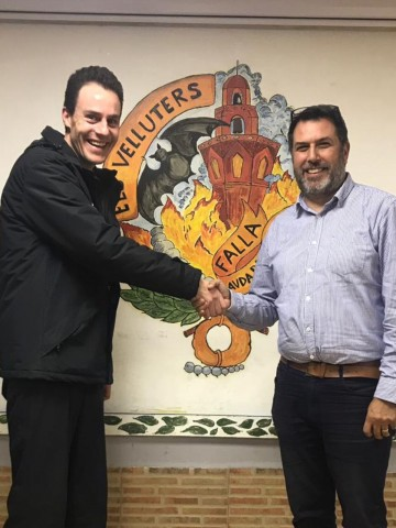 "The Falla Avenida del Oeste ""Els Veluters"" already has artists for the Fallas 2020"