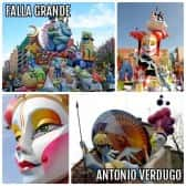 Marquis of Montortal - Berni Falla i Català has Falla artists for 2016