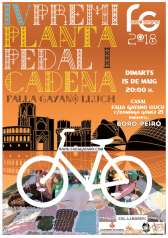 Delivery Premi Floor, Pedal i Chain-2018