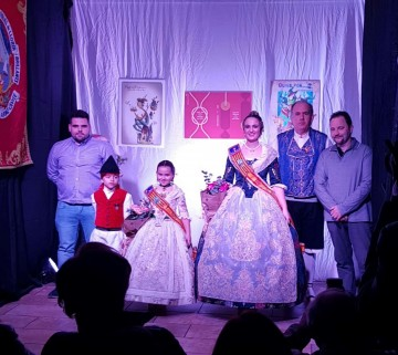 Presentation of Projects to the Fallas 2019 of the Falla Avda. Malvarrosa-Antonio Ponz-Cavite